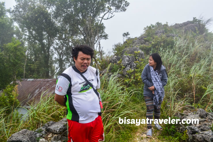 Candongao Peak: Trekking Deep Into Badian's Surreal Highlands