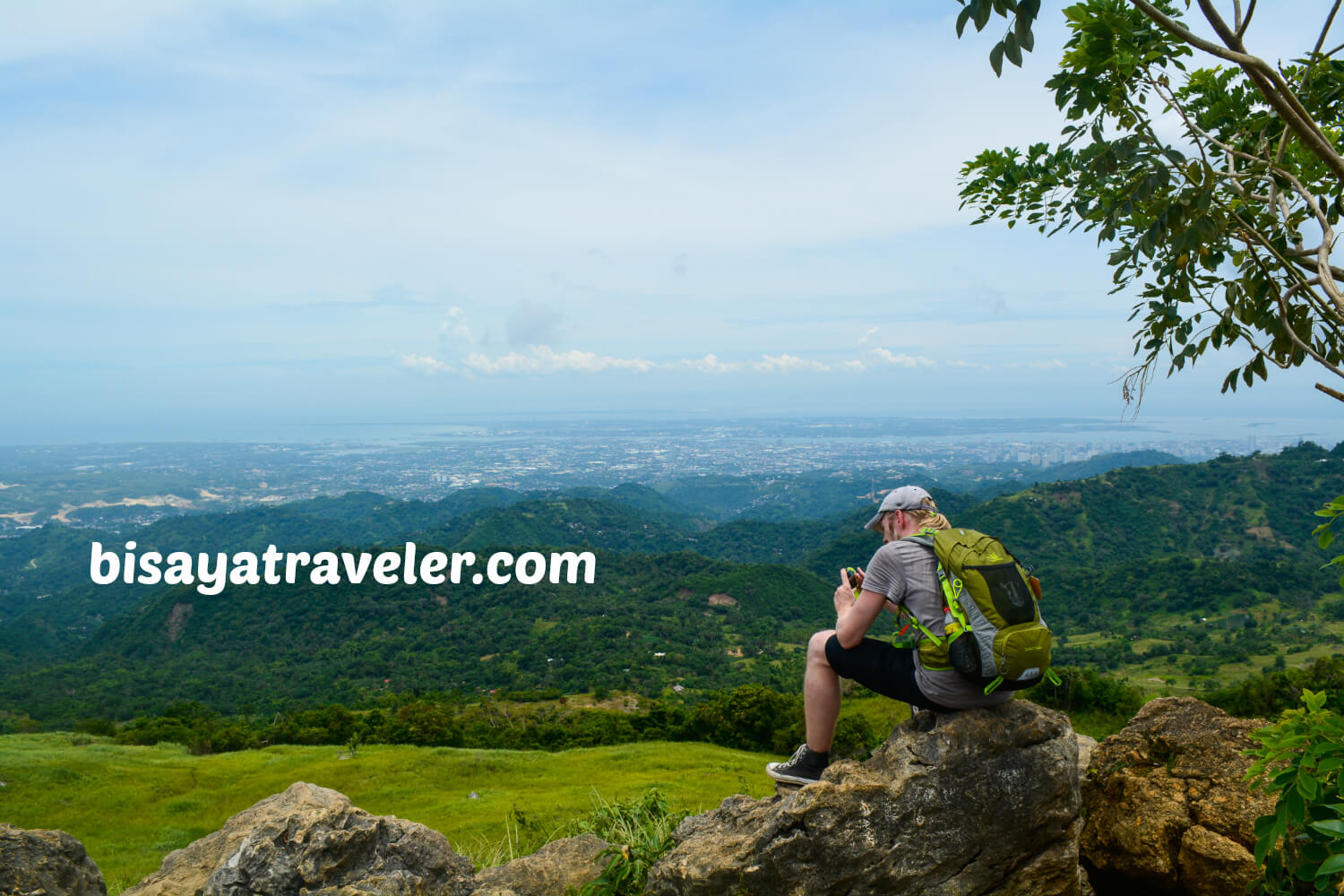 Mount Kan-irag: One Of The Most Scenic Lookouts In Cebu