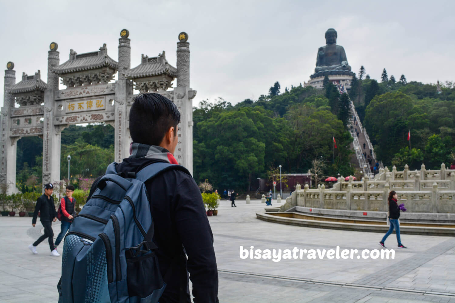 Lantau Island: Beyond The Magical And Celebrated Hong Kong Disneyland