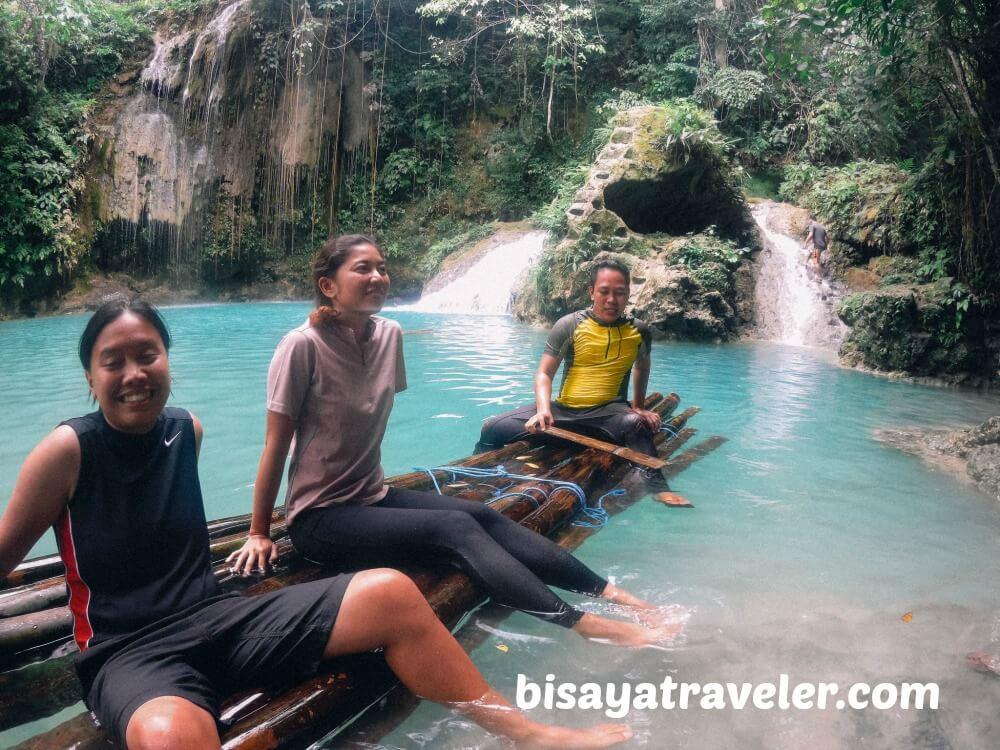 Cancalanog And Cambais Falls: Chasing Waterfalls In Alegria