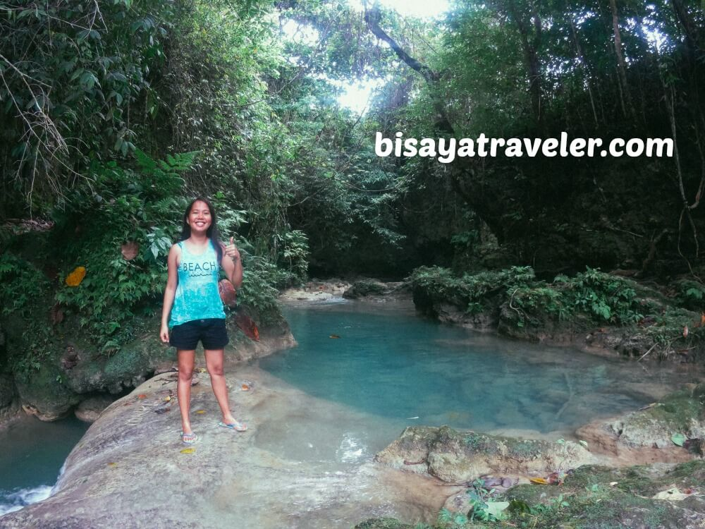 Cancalanog And Cambais Falls: Chasing Waterfalls In Alegria