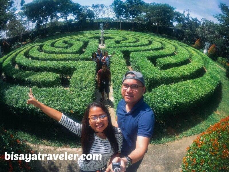 Exploring The Majestic Capilla Santa Ana Museum In Toledo, Cebu