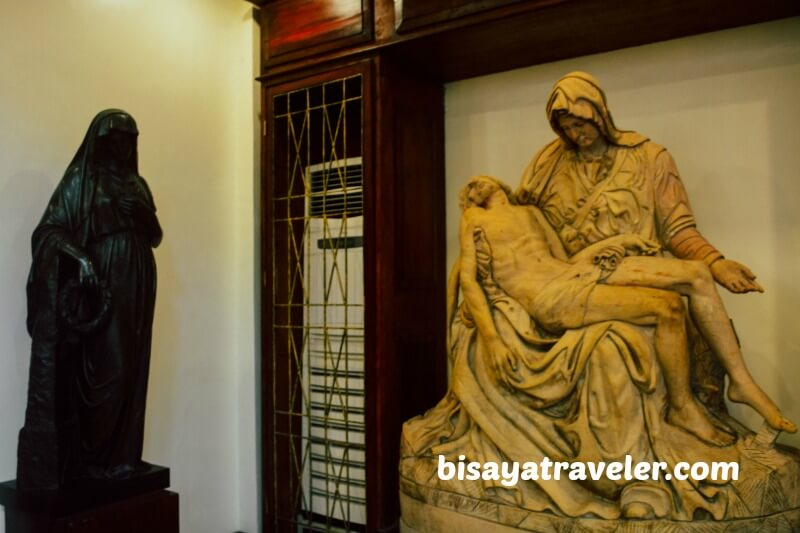 Exploring The Majestic Capilla Santa Ana Museum In Toledo, Cebu