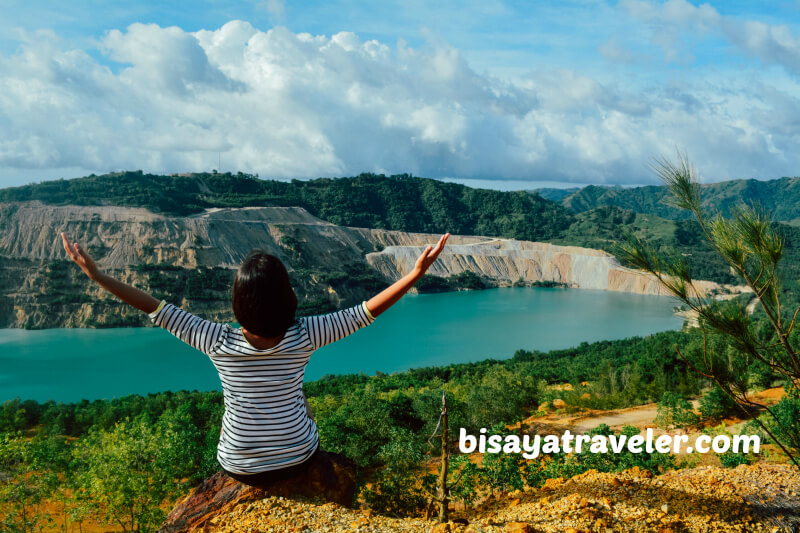 Biga Pit: A Visit To Lutopan's Controversial And Gorgeous Man-made Lake