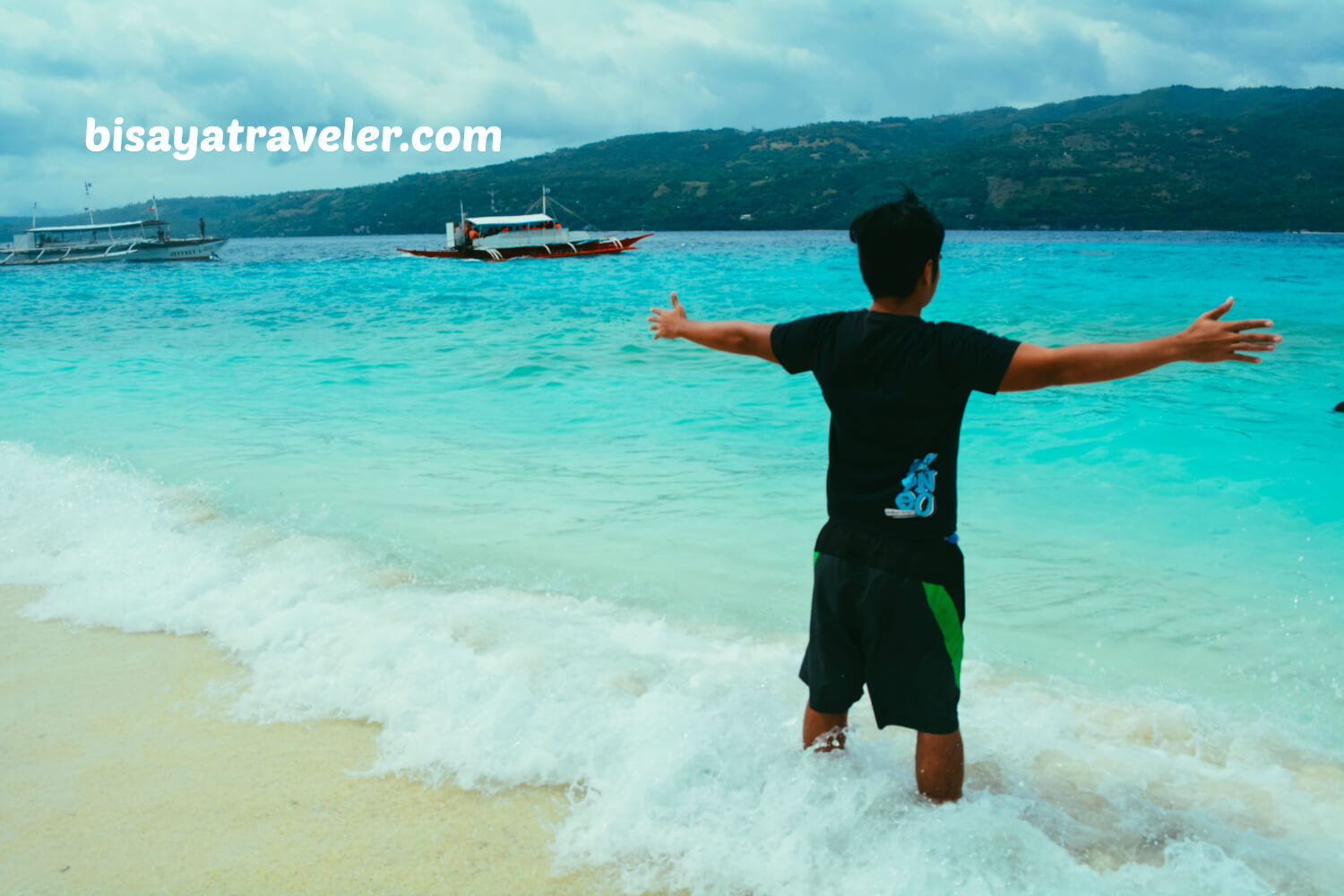 Sumilon Island: An Affordable DIY Trip To Cebu's Gorgeous Sandbar