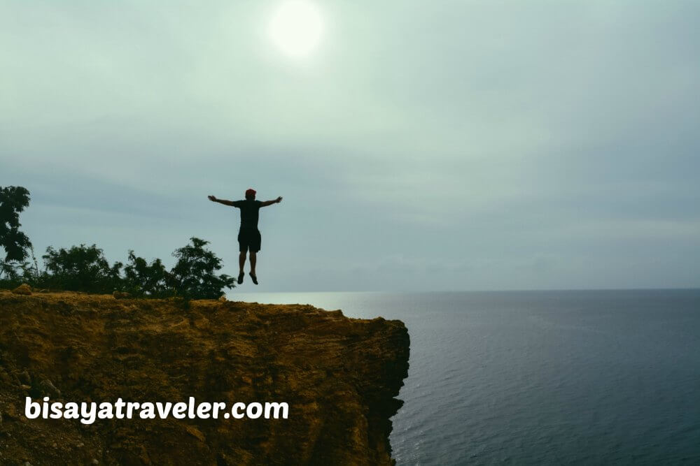 Ili Rock: Soaking Up The Awe-Inspiring Coastal Views In Boljoon