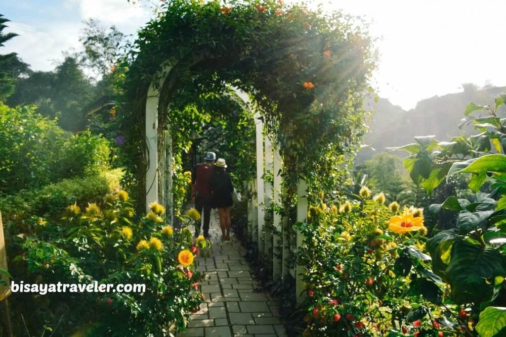 Terrazas De Flores Botanical Garden: Cebu's Breezy Floral Nirvana