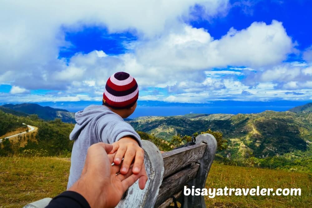 Ablayan Peak: An Enthralling And Windy Summit In Boljoon