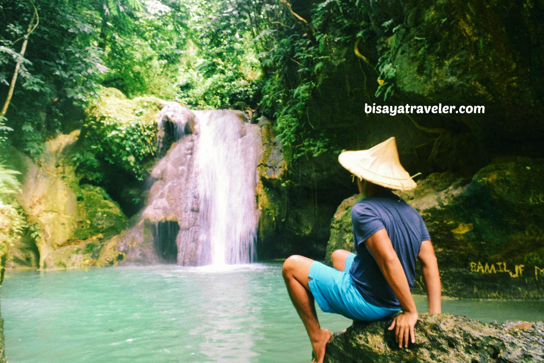 Busagak Falls: Pinamungajan, Cebu's Refreshing And Irresistible Cascade
