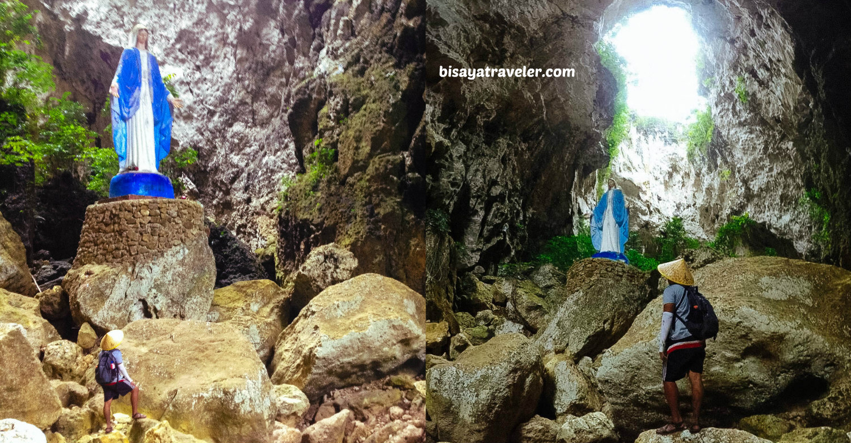 Lapos Lapos Cave, Carmen: Admiring The Glorious Woman Of Light