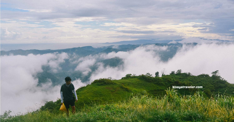 Naga City: Chasing 3 Mountains And Naupa's Irresistible Sea Of Clouds