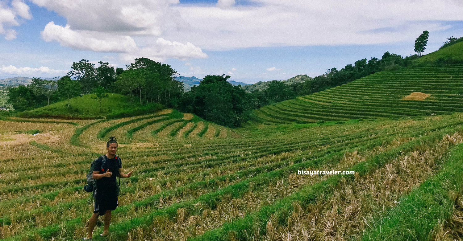 Cadapdapan Rice Terraces And Can-Umantad Falls: Bohol's Insanely Enchanting Combo
