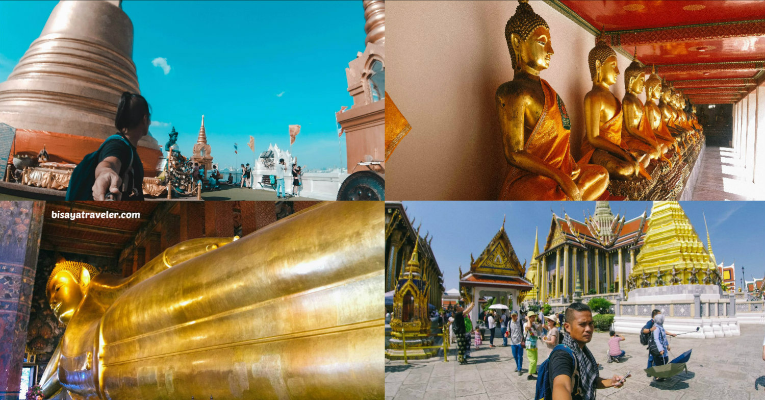 Wat Pho: A Solo Escape Chasing The Enticing Temples In Bangkok