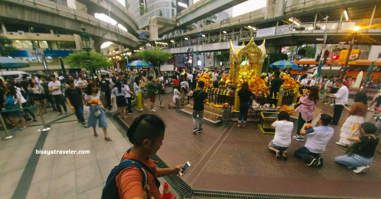 Erawan Shrine: Experiencing Serendipity In Bangkok's Bustling Heart