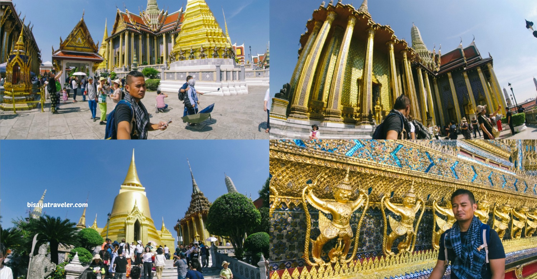 Grand Palace Bangkok: Cherishing The City's Dazzling And Busiest Stop