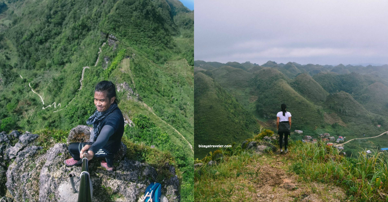 The Picture-Perfect 8-hour Kandungaw To Lugsangan Peak Traverse