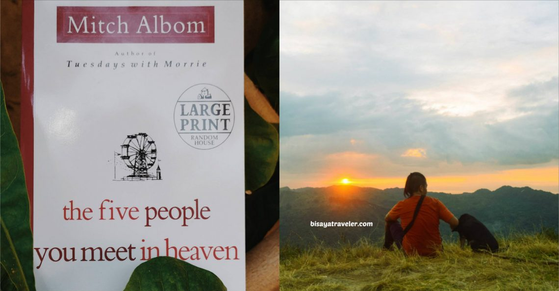 Lessons From The Five People You Meet In Heaven